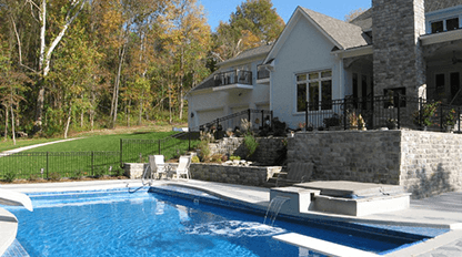 Suntime Pools West in-ground pool